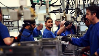 Industria românească se vinde mai scump cu 4,8%