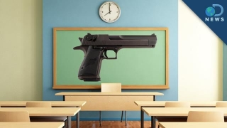 Profesorii americani ar putea purta arme la şcoală