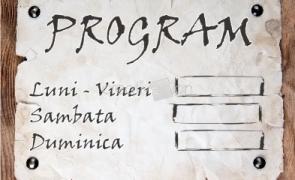 Data limită pentru vizarea programului de funcționare al agenților economici