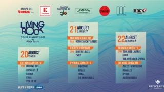 Începe Living Rock, singurul festival de rock alternativ de la mare