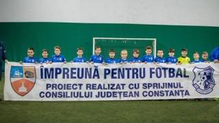 """Proiectul """"Împreună pentru fotbal"""", în căutarea următoarelor legende alb-albastre"""