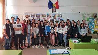 Proiecții de viitor despre Europa.Vorbesc elevii din Medgidia!