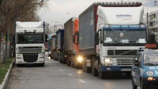 Protest al transportatorilor, la nivel național