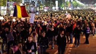 Proteste în toată țara