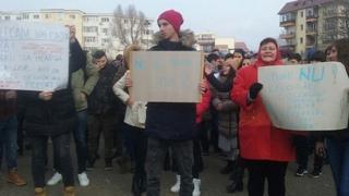 """Elevii Colegiului de Marină """"Alexandru Ioan Cuza"""" și-au strigat revolta!"""