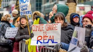 Proteste împotriva lui Trump la Londra și New York