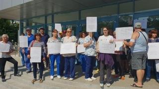 Protest la Delfinariu! Angajații au oprit lucrul! Ce nemulțumiri au?