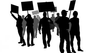 Protest pe tema majorării taxelor și impozitelor din Constanța!