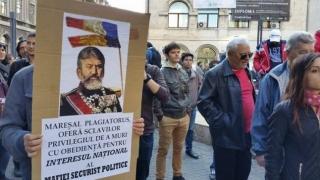 Proteste la Constanța, București și în alte orașe din țară, împotriva votului în cazul Oprea