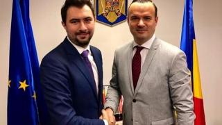 """Protocolul de colaborare """"Sport pentru sănătate"""", între CNAS și Institutul Sportiv Român"""