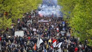 """Situația din Franța riscă să degenereze! Scene """"incredibil de şocante"""""""