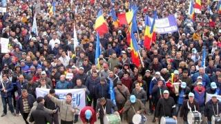 Războiul Guvern - Sindicate continuă. Se pregătește un protest uriaș!