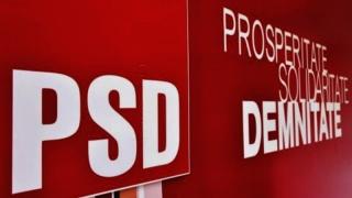 PSD, pe locul trei la prezidențiale în sondajul partidului