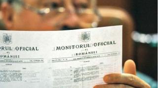 Fost judecător CCR: Pot fi abrogări şi între data publicării în MO şi cea a intrării în vigoare