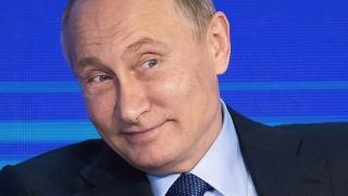 Putin, din nou preşedinte! A alergat singur şi a ieşit pe locul... întâi