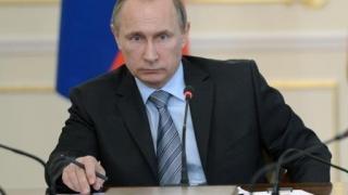 """Putin, în campanie: Crimeea nu va fi înapoiată """"niciodată"""" Ucrainei"""