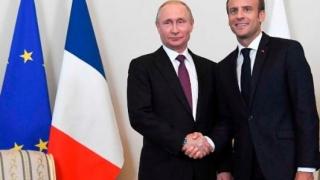Vladimir Putin, invitat la Paris la 100 de ani de la încheierea Primului Război Mondial