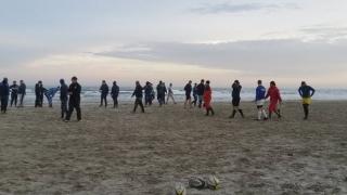 Patru rugbyști de la CS Tomitanii s-au transferat la CS Năvodari