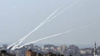 O rachetă lansată din Siria, interceptată de Israel în Platoul Golan