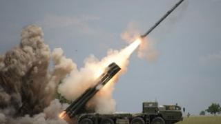 Coreea de Nord pregătește o nouă lansare de rachete