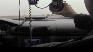Radarele vor fi instalate exclusiv pe mașini cu însemne ale poliţiei rutiere