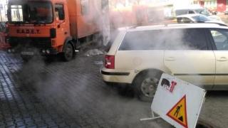 Avarie CET. Zona 'Spitalul Municipal' fără apă caldă