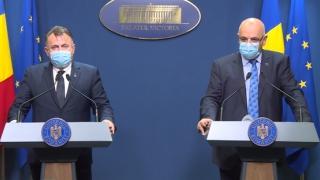 Raed Arafat, Nelu Tătaru şi Ionel Dancă anunţă noile măsuri