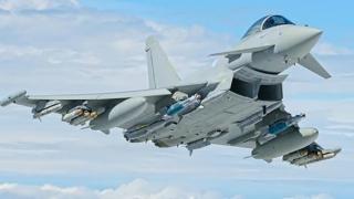 Încă un avion rusesc interceptat de RAF de la Kogălniceanu deasupra Mării Negre