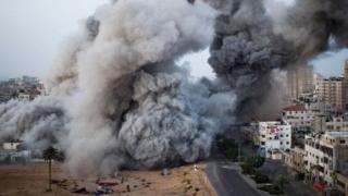 Membri Al-Qaida, eliminați în orașul sirian Idlib în urma unui raid aerian