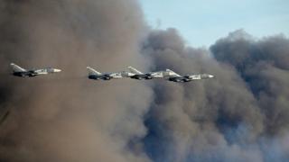 19 raiduri antiteroriste efectuate  în Irak şi Siria, în 24 de ore