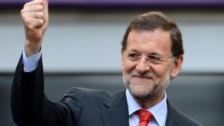 Rajoy își face campanie în Catalonia