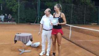 Constănțeanca Raluca Șerban, la un pas de prima finală din carieră într-un turneu WTA