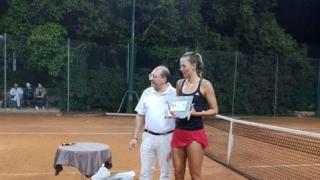 Tenismena constănţeană Raluca Şerban va reprezenta... Cipru