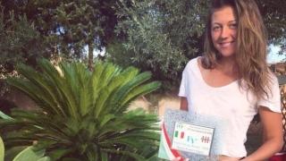 Raluca Şerban, în semifinalele turneului de dublu din Luxemburg