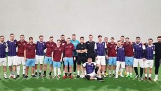 Răsturnare spectaculoasă de scor în derby-ul Campionatului Judeţean de minifotbal Constanţa