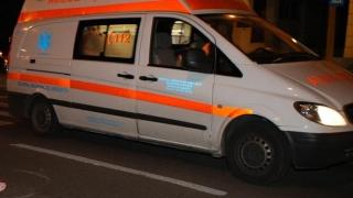 Accident rutier în Constanța,  trei persoane rănite!