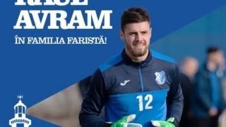 SSC Farul l-a transferat pe Raul Avram