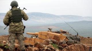 Primul militar turc ucis în ofensiva din nordul Siriei
