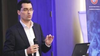 Răzvan Burleanu: 2020 a fost un an plin de provocări din cauza pandemiei; a fost cel mai complicat de la preluarea conducerii FRF