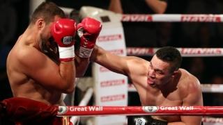 Răzvan Cojanu a pierdut meciul pentru titlul mondial WBO la categoria grea