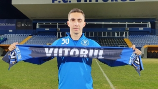 Răzvan Grădinaru a semnat, pentru FC Viitorul Constanţa