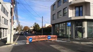Lucrări de asfaltare în Constanța. Acces auto restricționat