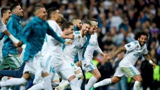 Real Madrid a egalat performanța lui Juventus Torino
