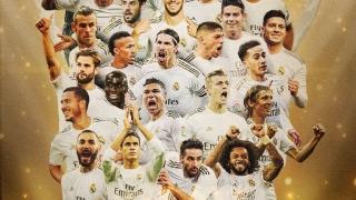 Real Madrid, pentru a 34-a oară campioană în Spania