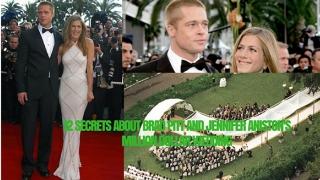 Brad Pitt și Jennifer Aniston s-au recăsătorit! Angelina Jolie ameninţă!