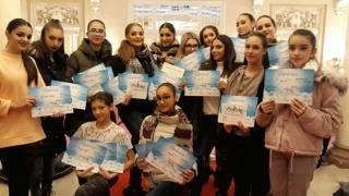"""Rezultate de excepție pentru elevii Colegiului Național de Arte """"Regina Maria"""", Secția Coregrafie"""