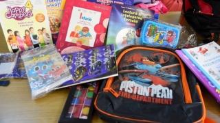 Noul an școlar vine la Constanța fără grija ghiozdanelor și rechizitelor