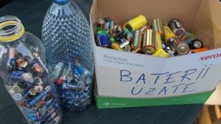Reciclarea bateriilor, încă ceva la care suntem praf