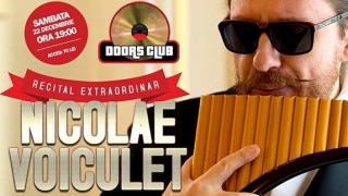 Concert de excepție Nicolae Voiculeț la Doors Club Constanța