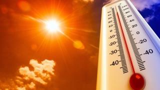 Luna iulie a fost cea mai călduroasă din istorie